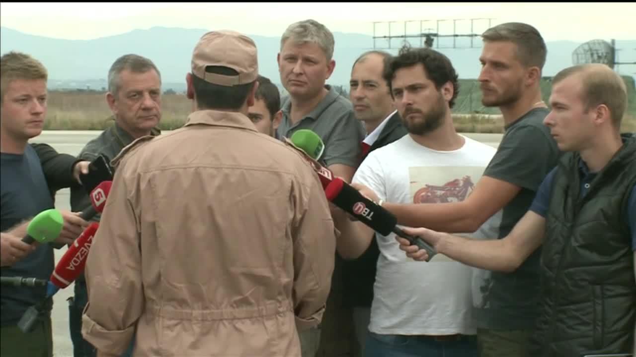 Сваленият Су-24 не е нарушил въздушното пространство на Турция, заяви оцелелият пилот