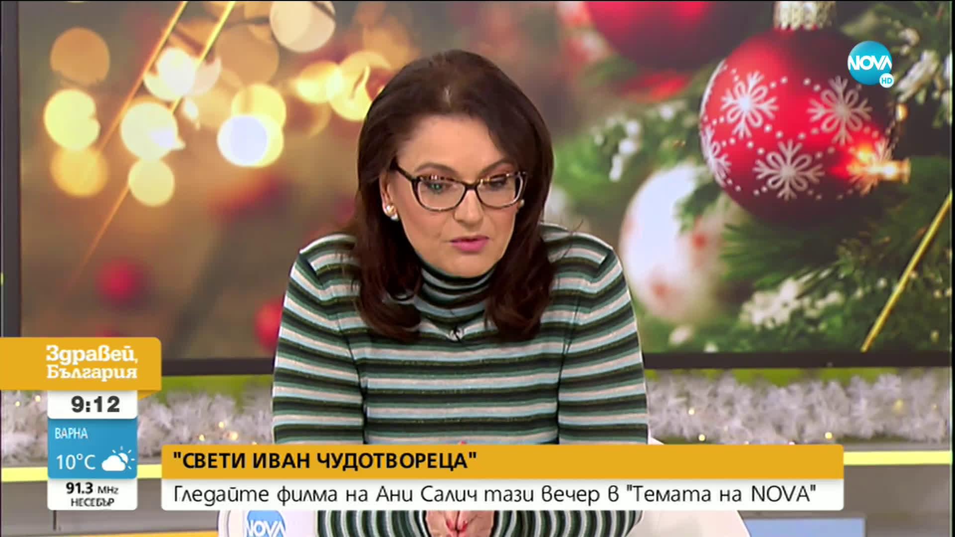 """""""Темата на NOVA"""" в аванс: """"Свети Иван Чудотвореца"""""""