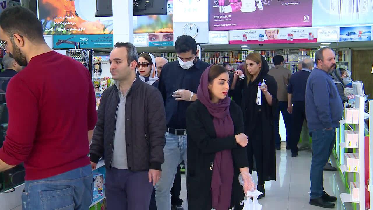 Iran: Tehran locals implement sanitation measures amid coronavirus outbreak