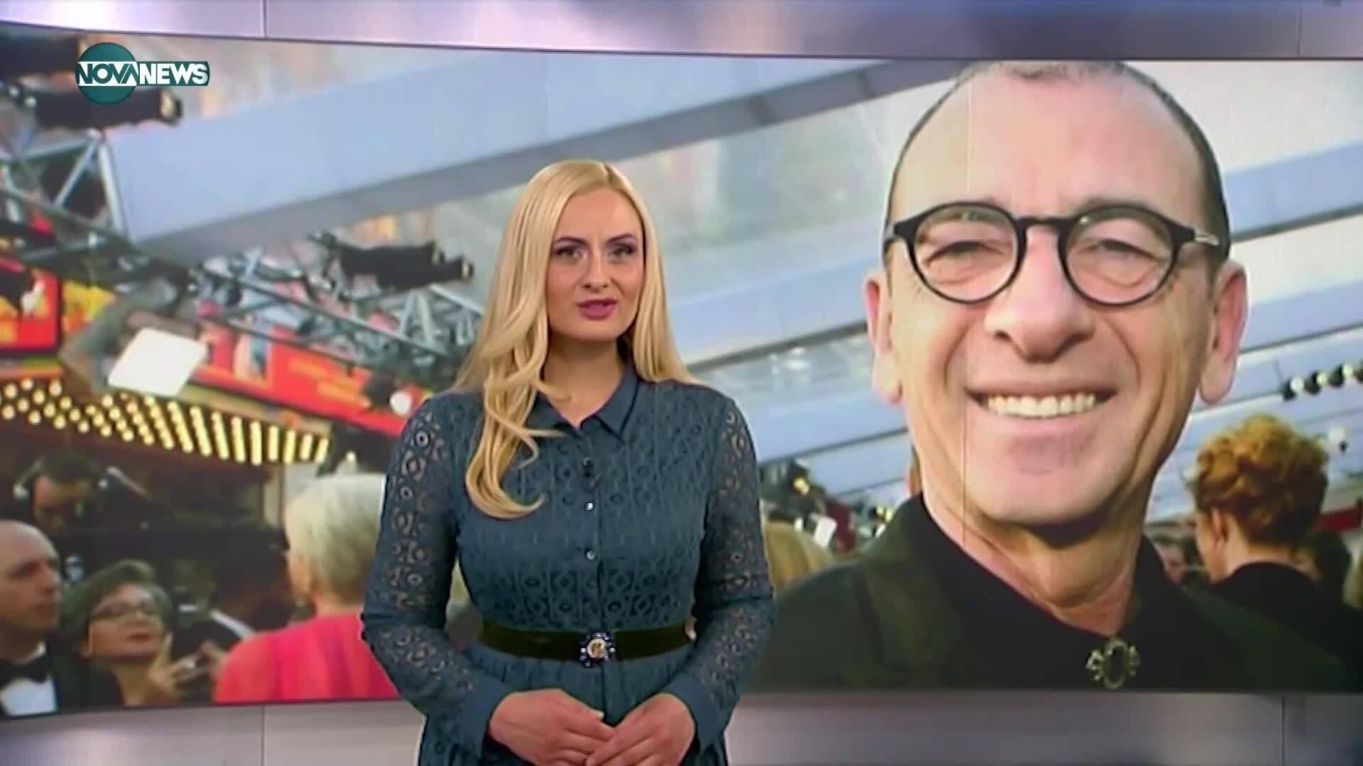 Димитър Маринов участва във филм с Дензъл Уошингтън