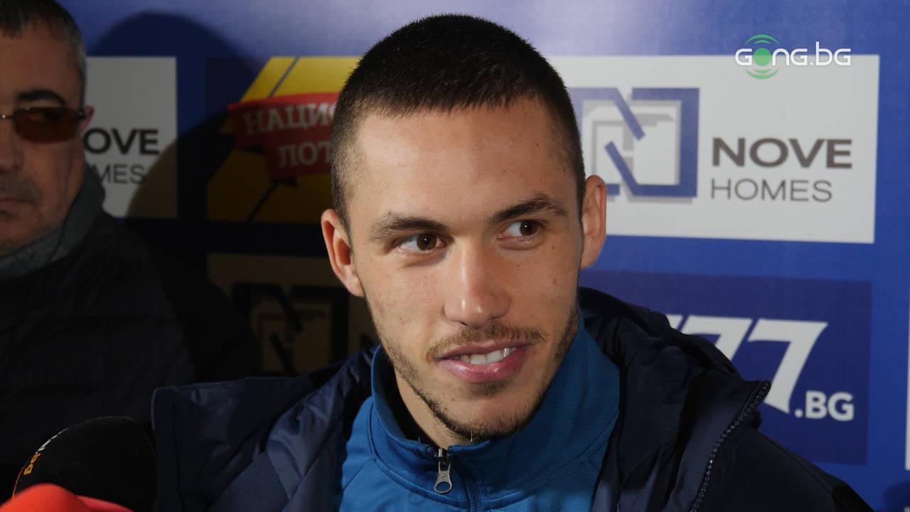 Станислав Иванов: Когато носиш фланелката на Левски, нямаш право на слаби мачове