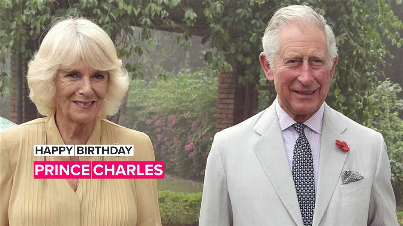 Принц Чарлс постна за пръв път в Instagram за 71-вия си рожден ден