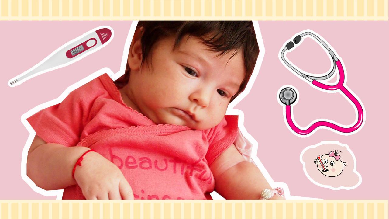 Как да разберем, че бебето е болно? (Mamma Mia)