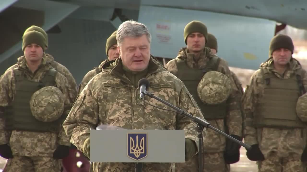 Ukraine: Poroshenko sends troops to \'important defensive regions\' bordering Russia