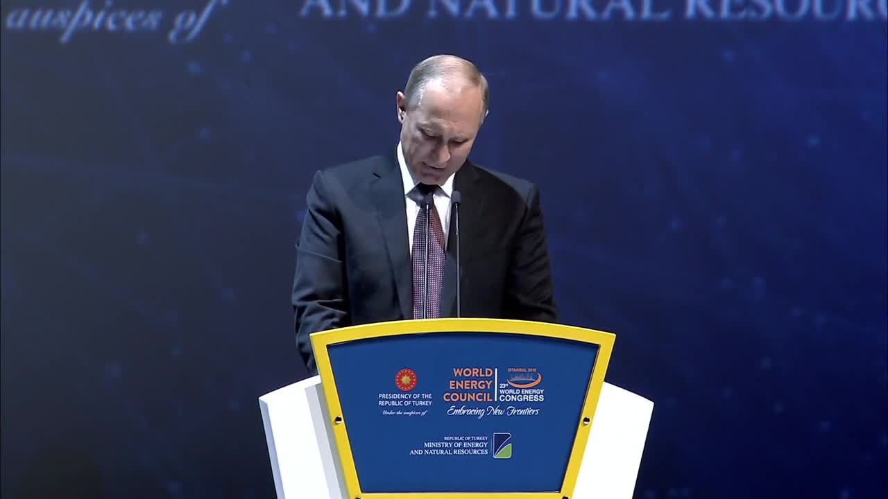 Turkey: Russia ready to freeze or even decrease levels of oil production - says Putin