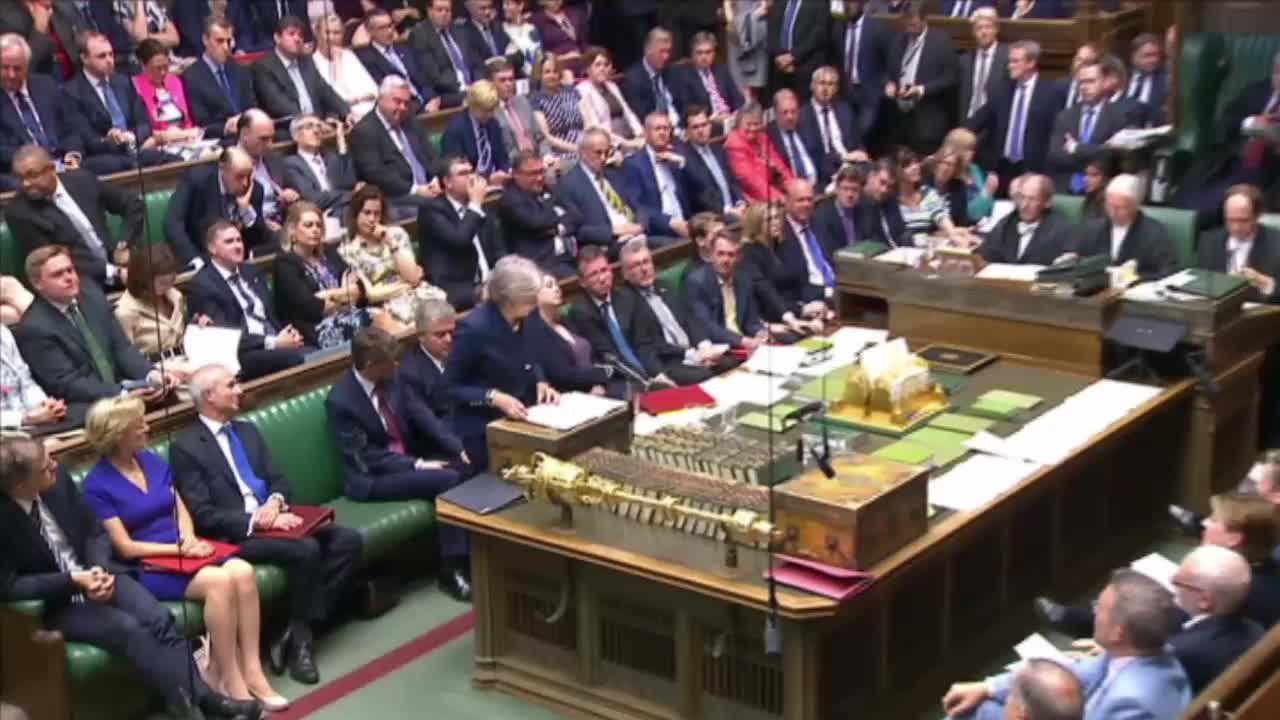 UK: We must prepare for possibility of no deal - May on Brexit