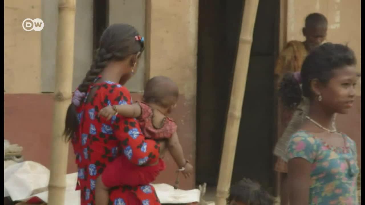 Детските булки в Непал