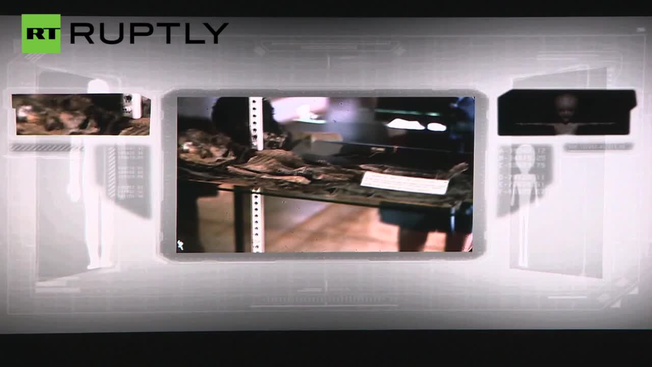 Unseen Roswell 'Alien' Pics Unveiled in Mexico City