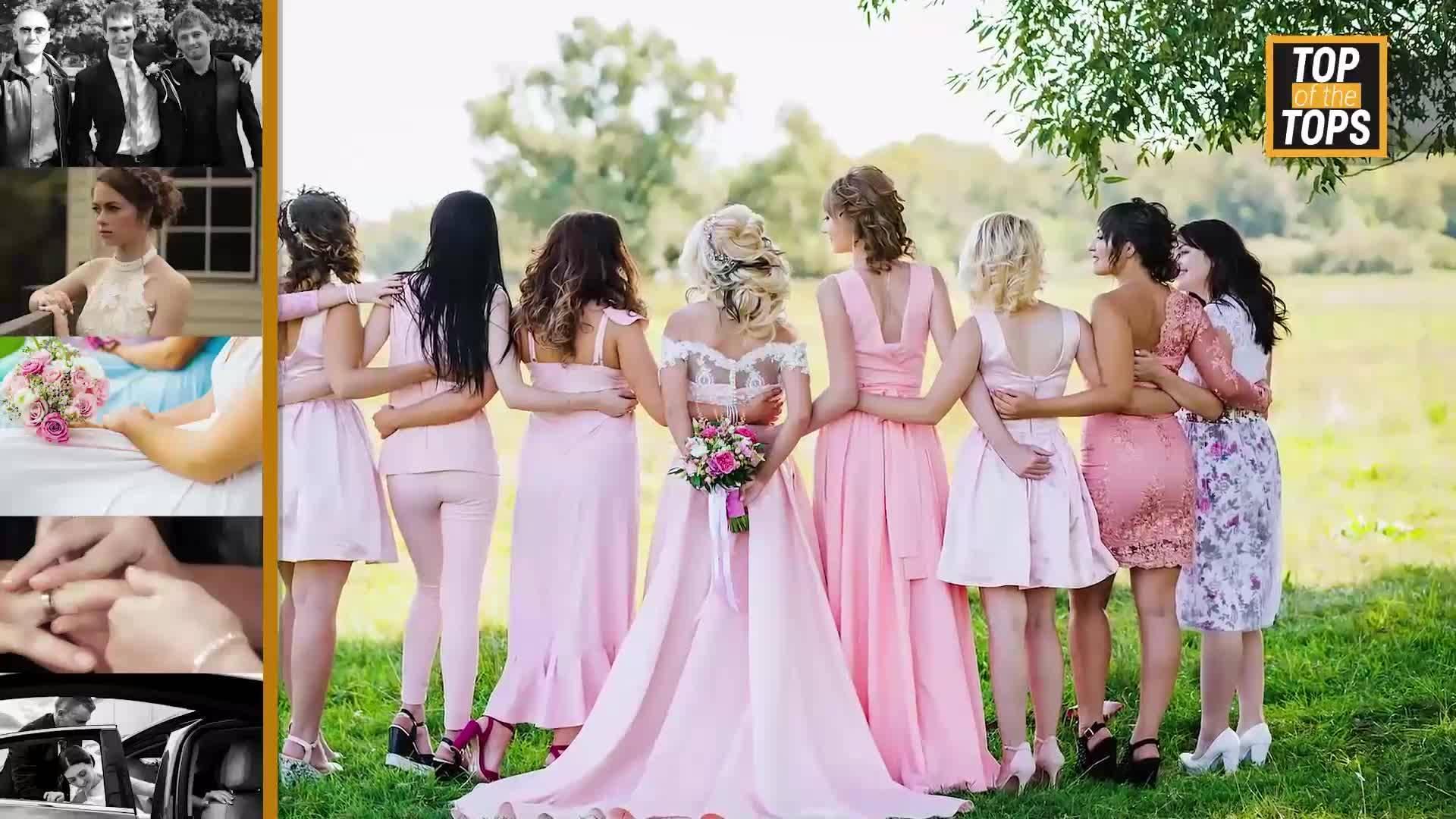Интересни факти за сватбените традиции