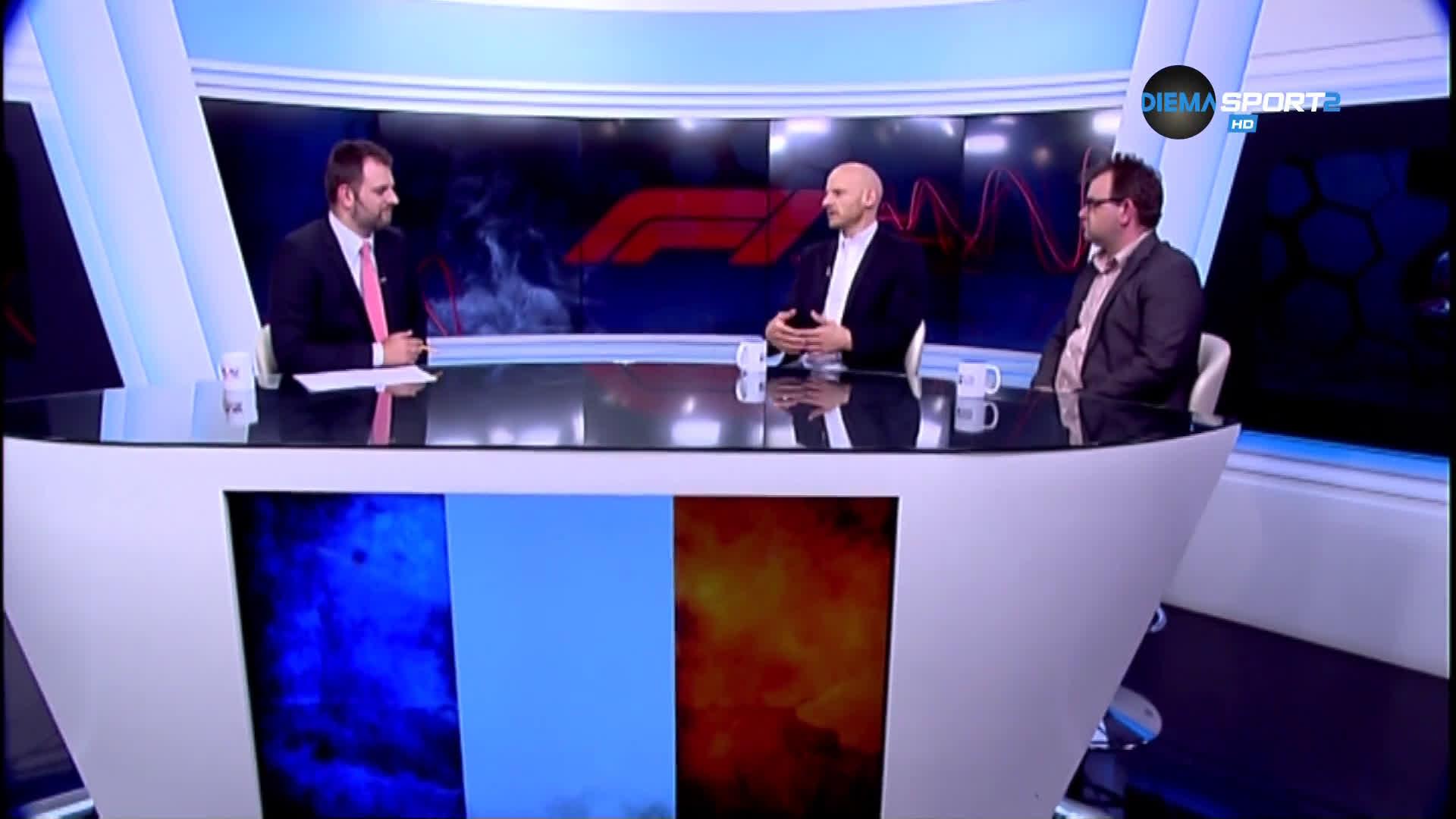 Отново доминация на Мерцедес и в ГП на Франция