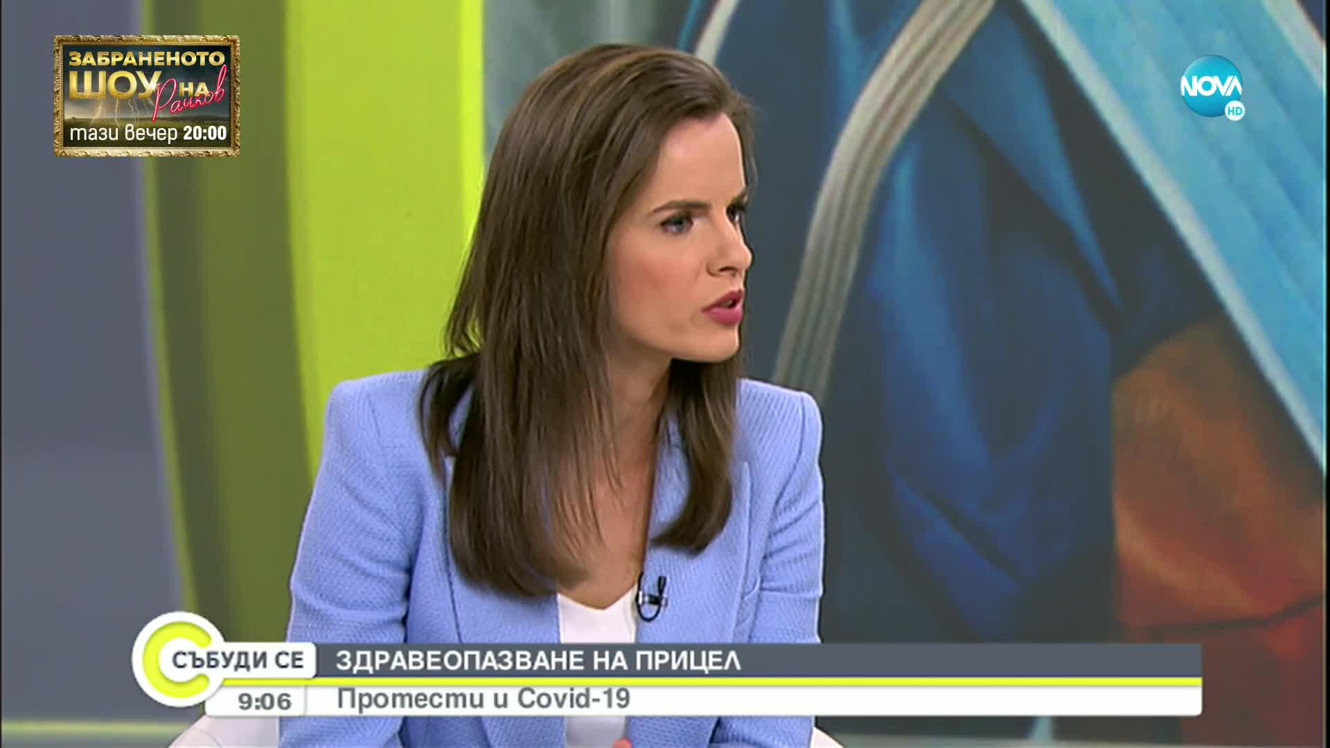 Кацаров за нарушителите на мерките: Трябва да ги заведем в COVID отделение, за да видят интубираните