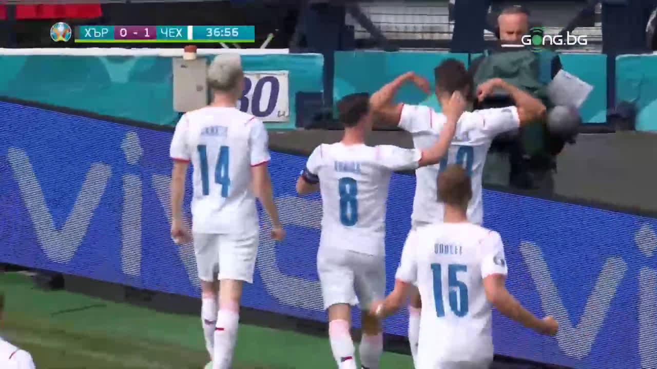 Хърватия - Чехия 1:1 /репортаж/