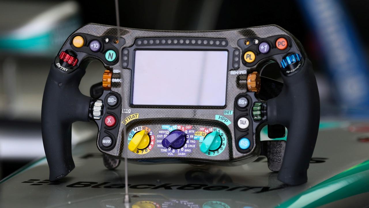Какви настройки правят пилотите по време на състезание?