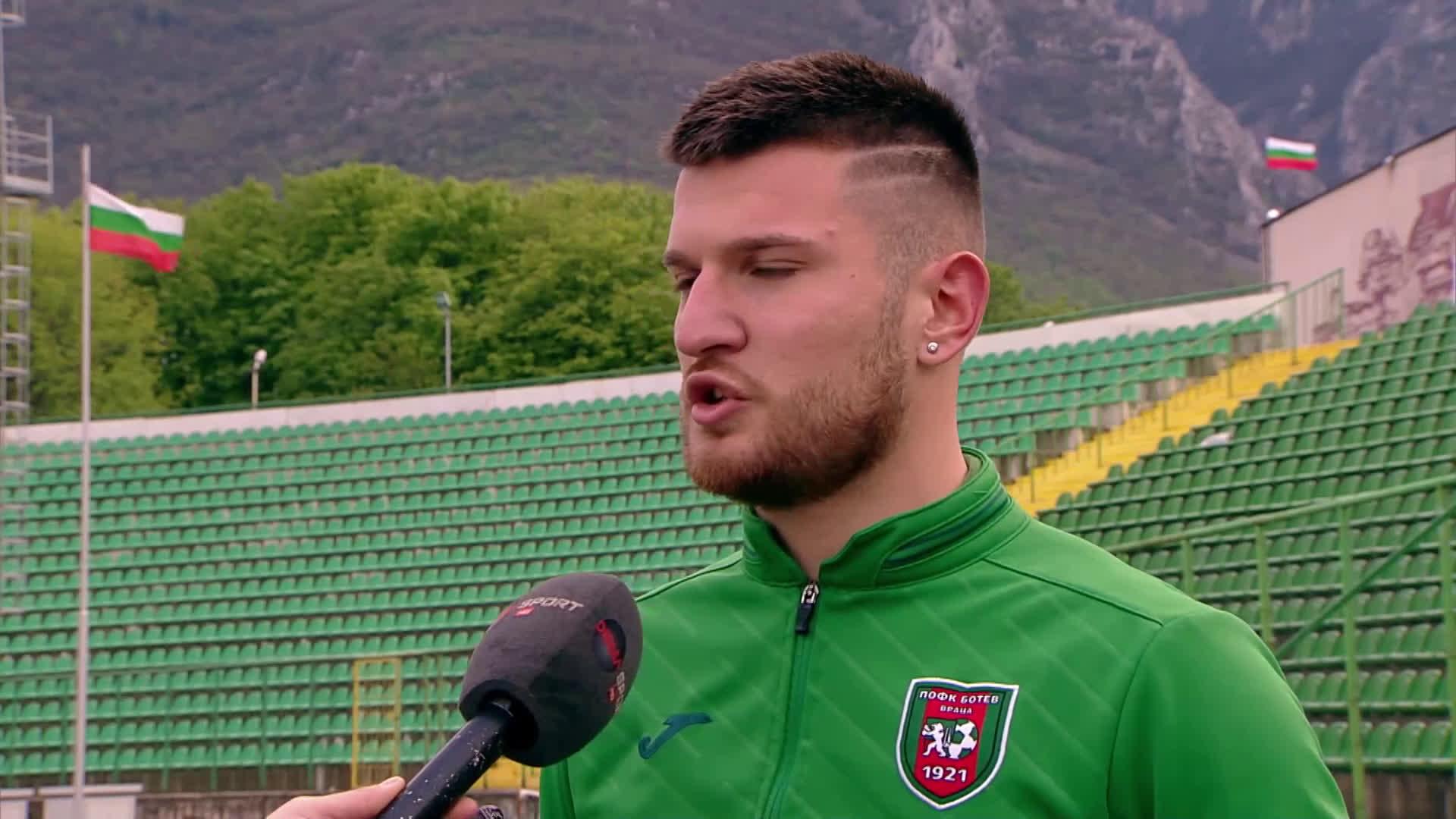 Венци Керчев: Във всеки мач играем за победа