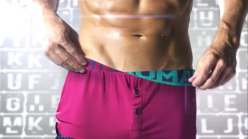 Модел мъжки шорти, боксерки със свалящ се ластик