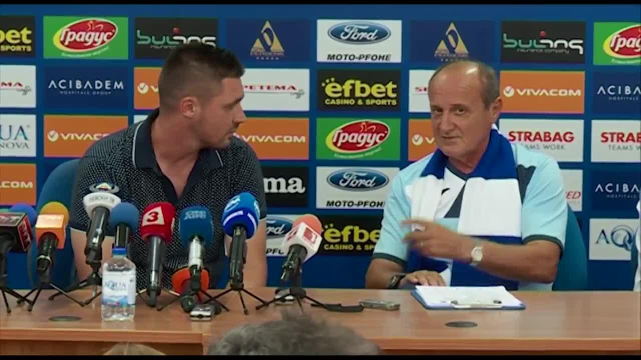 Делио Роси: Левски трябва да върви напред с добра игра и победи