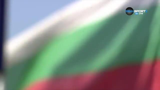 България празнува, химнът звучи преди мач!