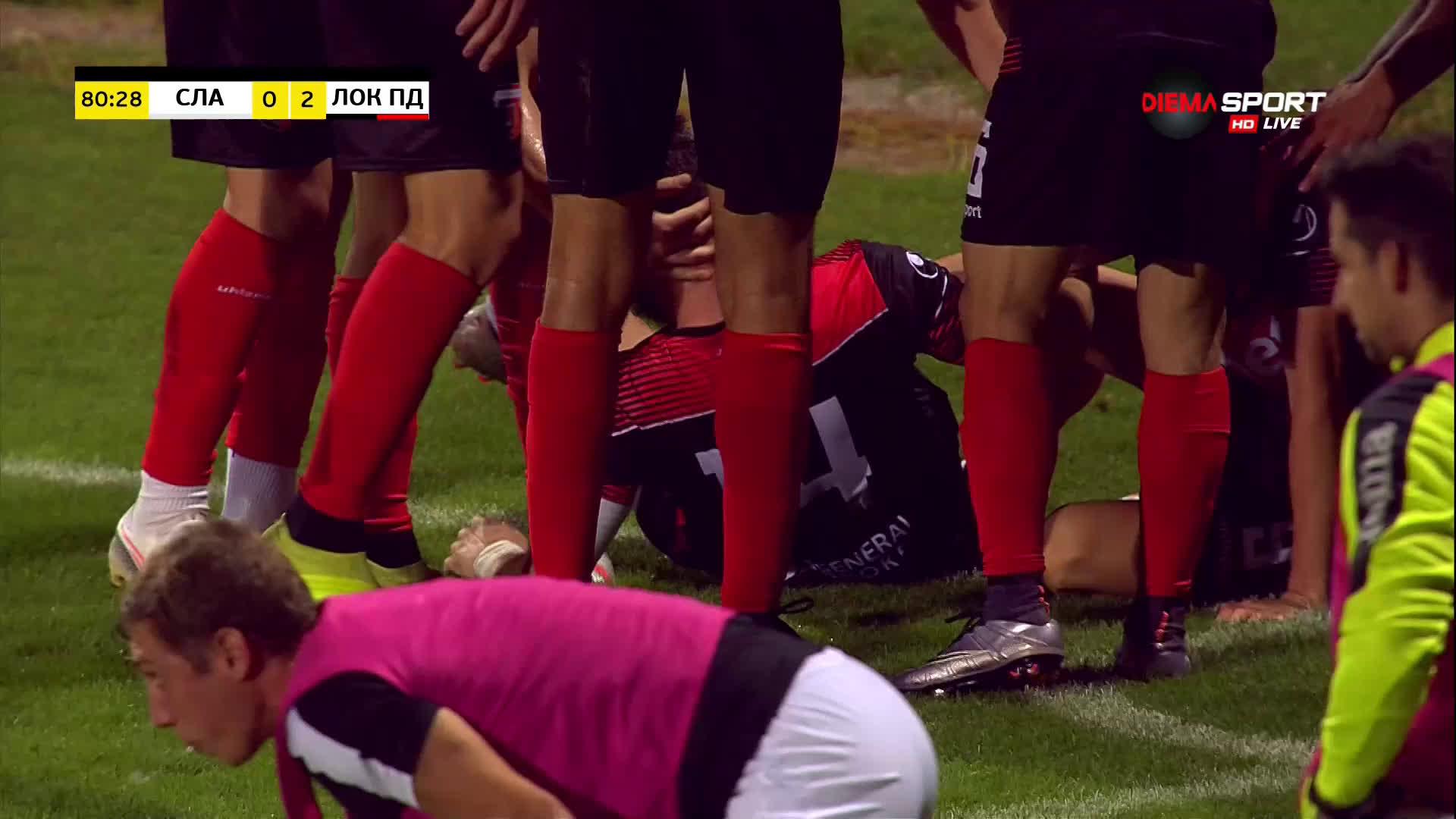 Бирсент Карагарен с красив гол след индивидуална акция