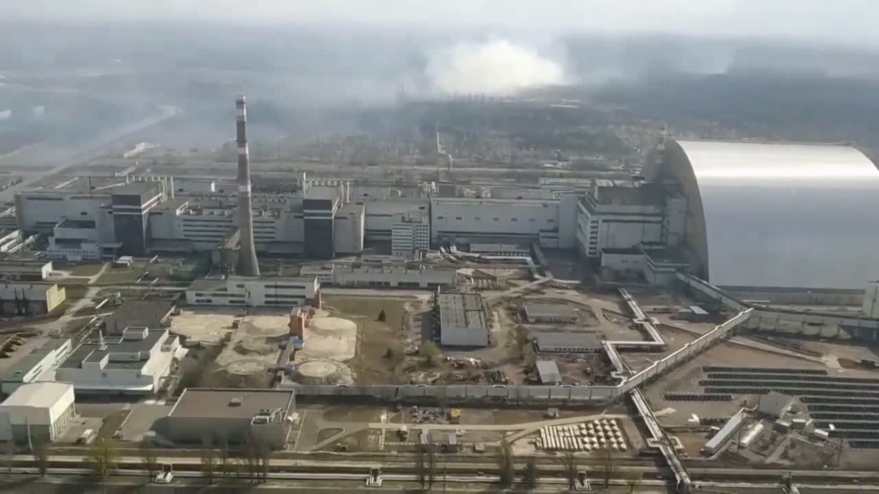 Ukraine: Chernobyl nuclear disaster marks 34th anniversary with recent wildfires causing radiation spike