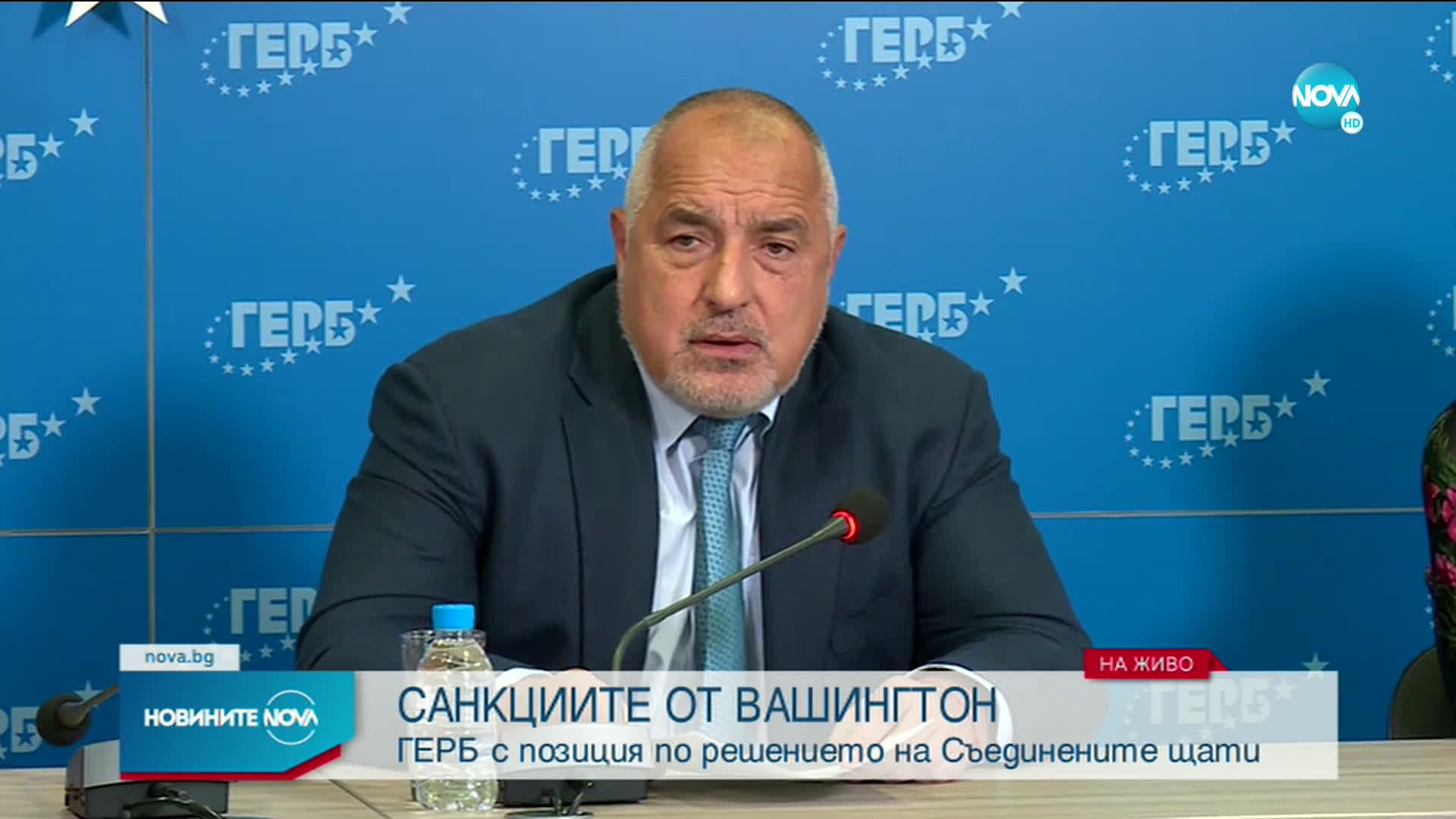 Борисов: Нямам фирма с Пеевски, не съм взел и стотинка от Божков