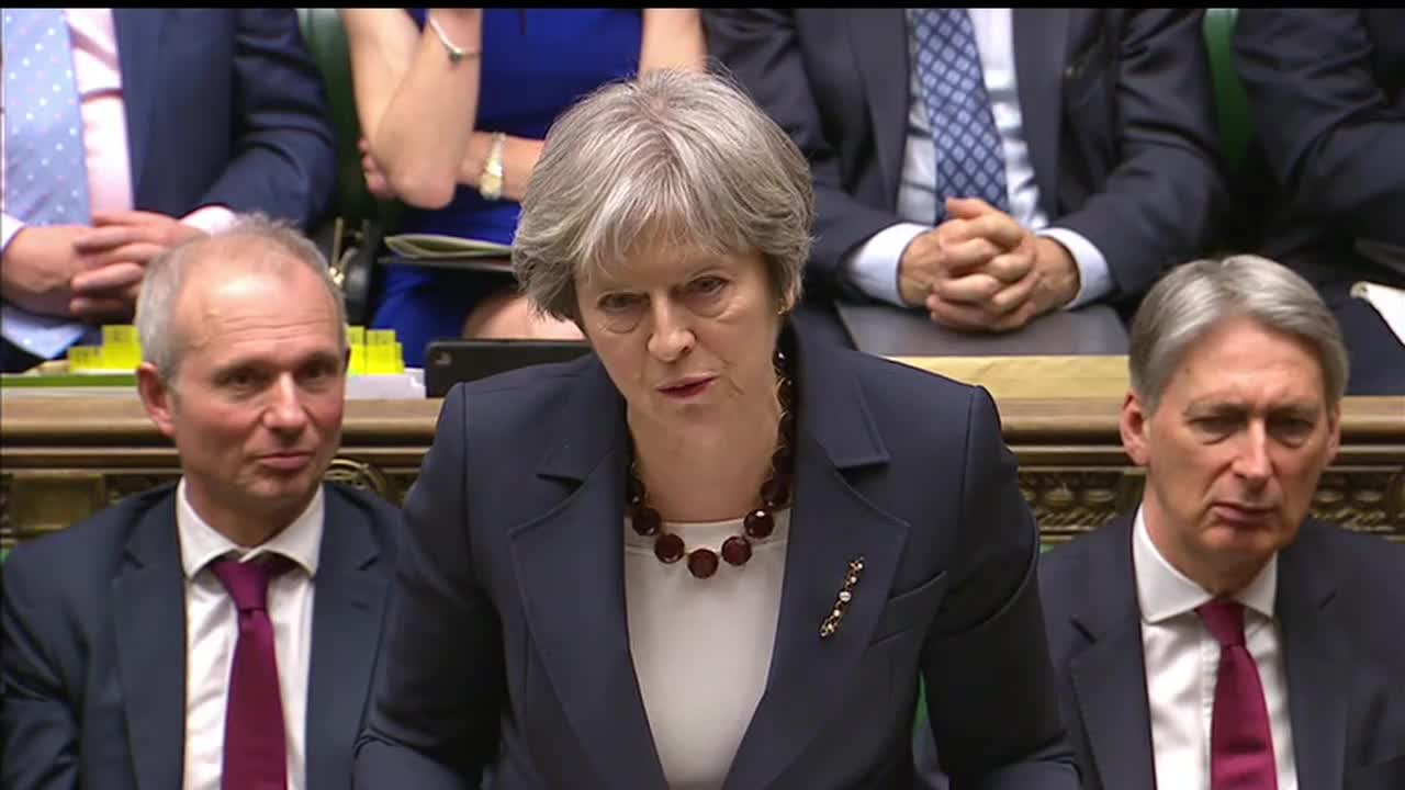 UK: British PM hits back at Labour, lauds support overseas
