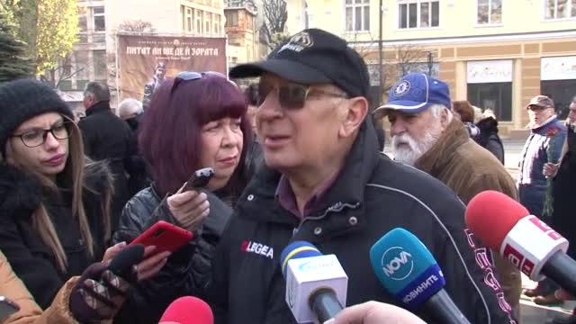 България се прекланя пред легендата на българското кино и театър Стефан Данаилов