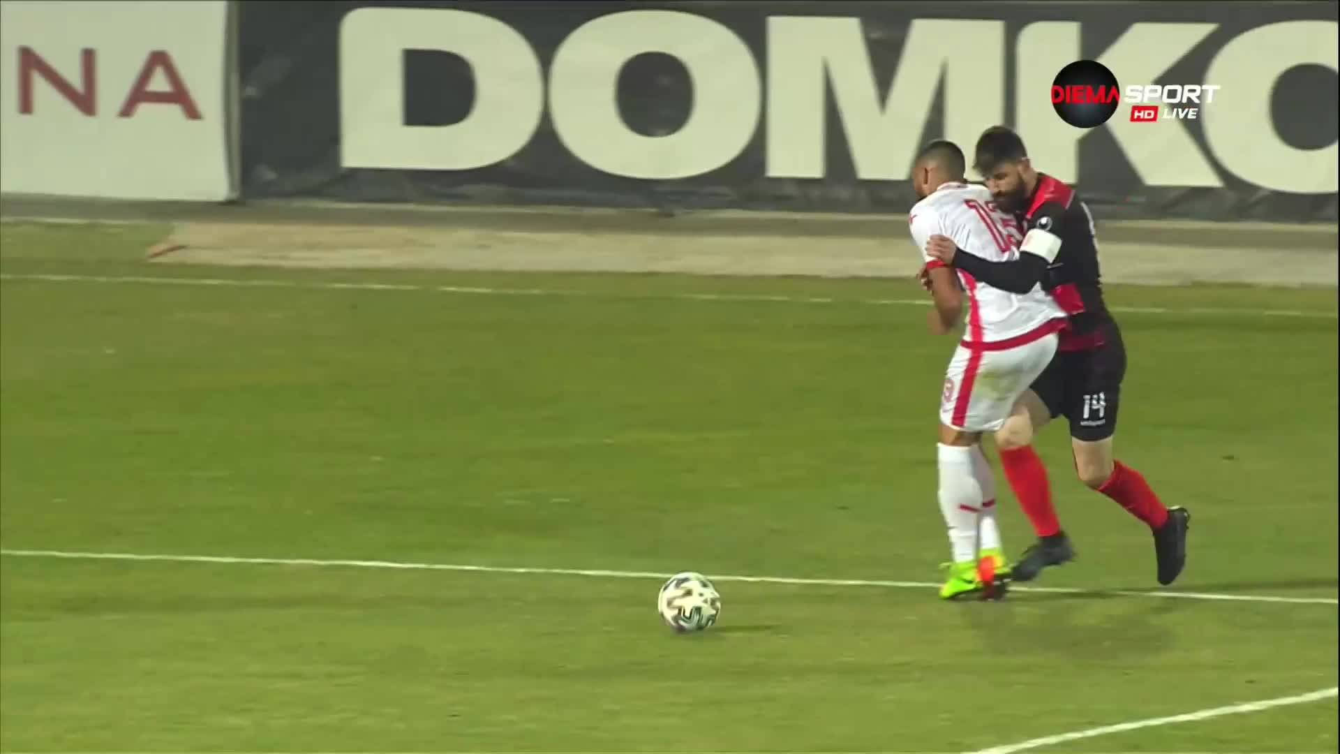 Локомотив изравни на Беласица от дузпа
