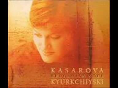 Веселина Кацарова - Я кажи ми,  облаче ле бяло