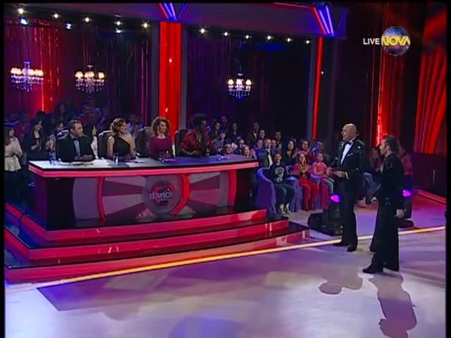 Dancing Stars - Антон и Дорина танго (13.05.2014г.)