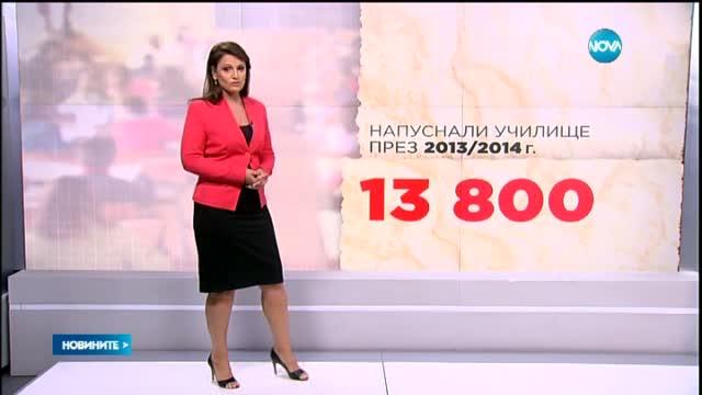 """Нова ТВ с кампания \""""Мисия Образование\"""""""