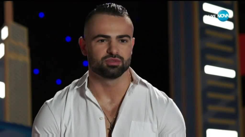 Визитка на Ричард Величков - тринадесетият участник във VIP Brother 2018