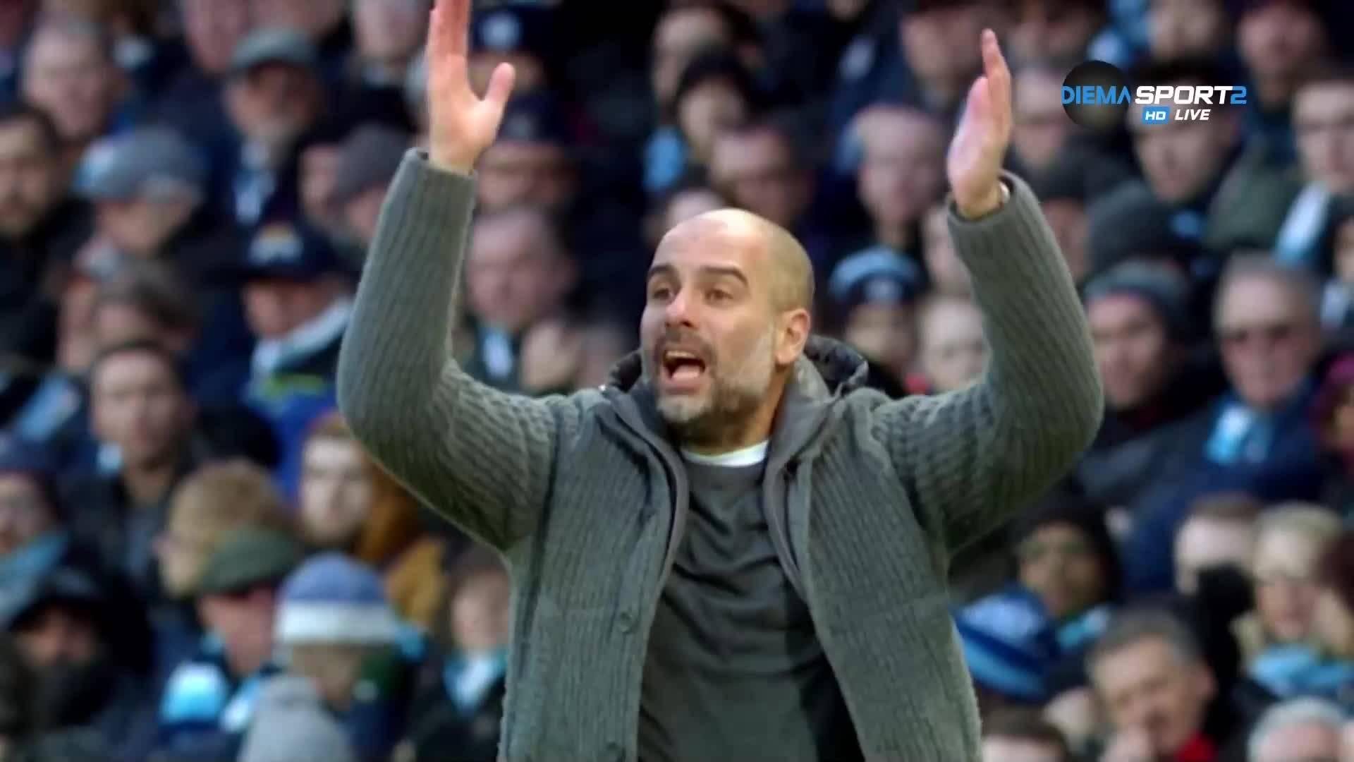 Гуардиола е номер 1 сред мениджърите в Англия за февруари