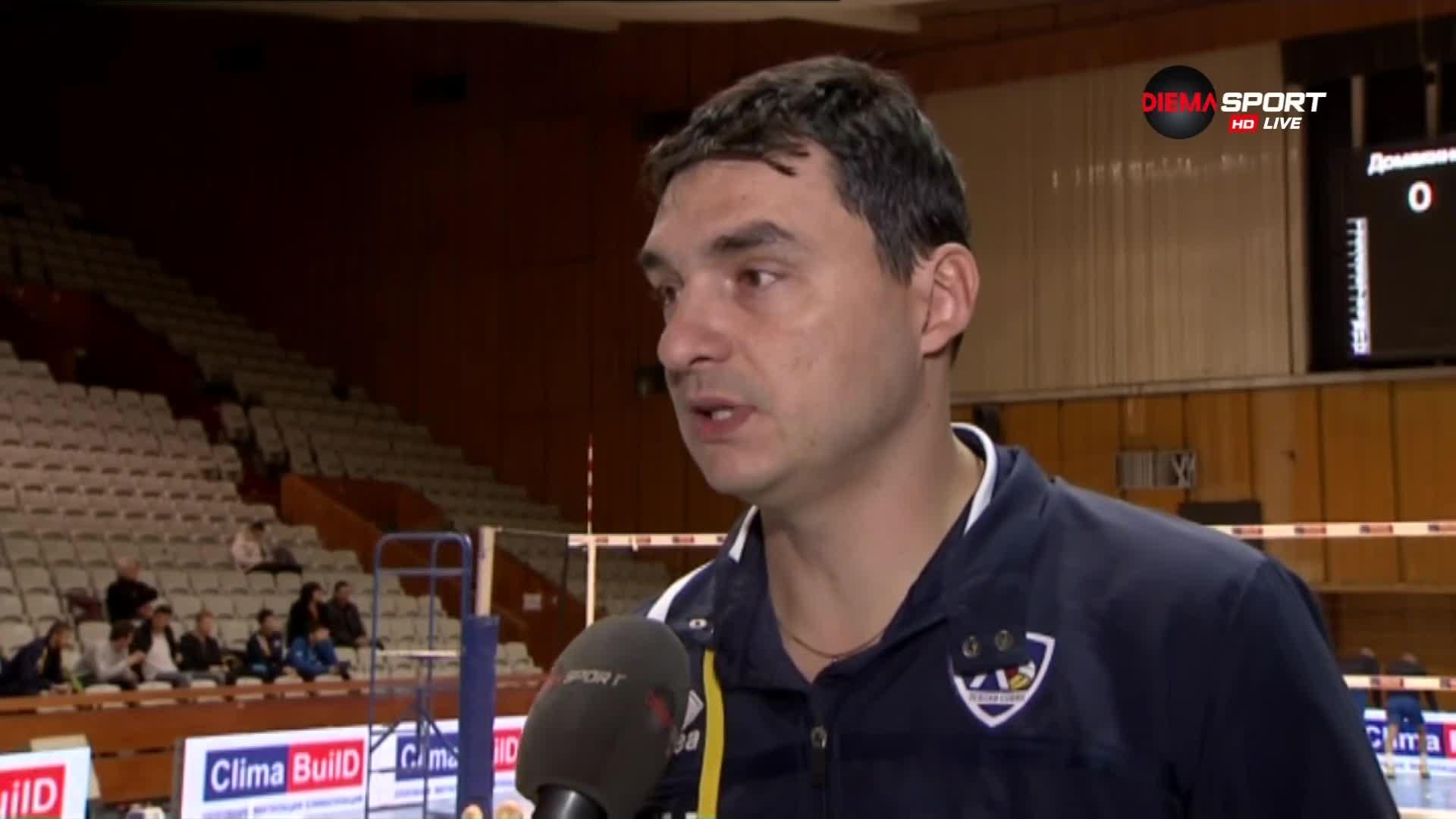 Владо Николов: Непредизвиканите грешки са големият ни проблем