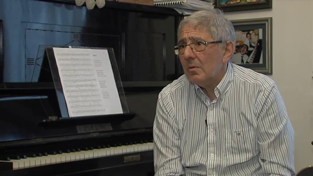 Майсторът на мелодията - Хайгашод Агасян - за хубавата музика и интересните срещи