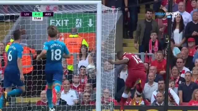 Стъридж влезе, а Арсенал без време го усети