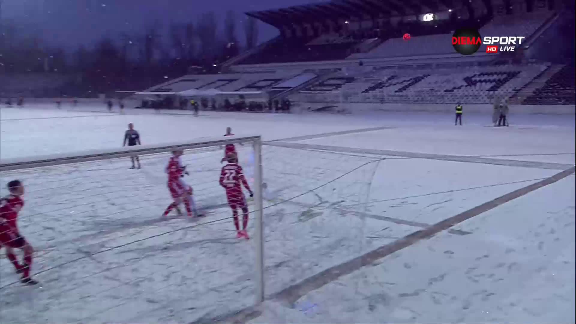 Славия - ЦСКА 0:1 /първо полувреме/