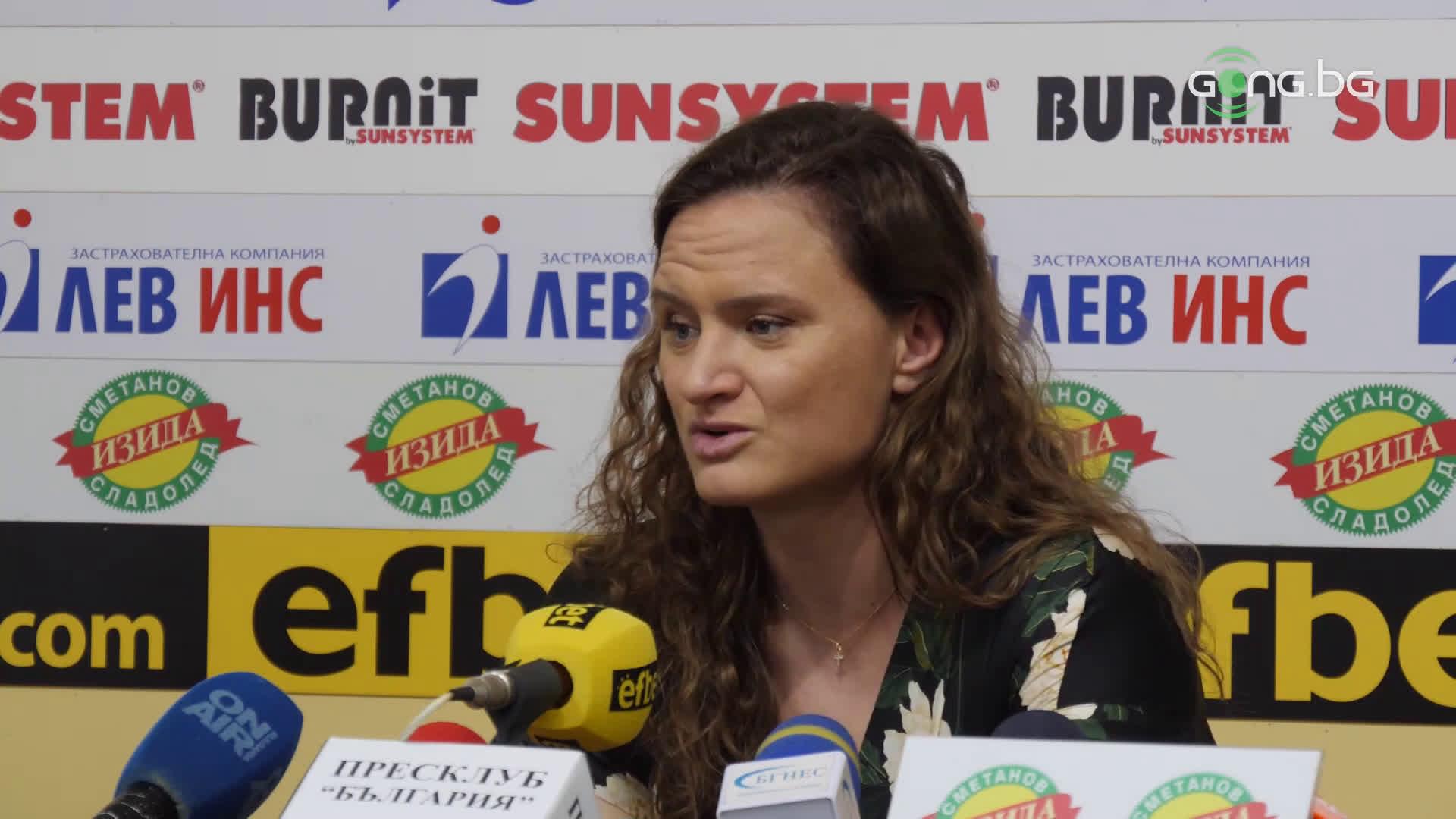 Мария Оряшкова: Мечтая за медал от Олимпийски игри