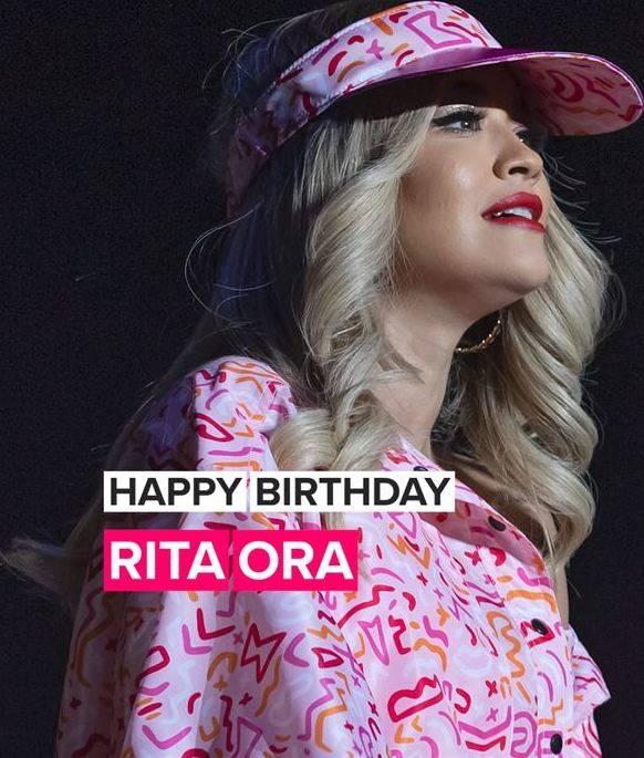 Забавни факти за Рита Ора