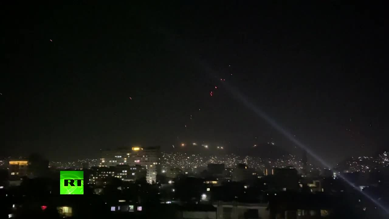 Afghanistan: Celebratory gunfire breaks out in Kabul after rumours of Taliban capturing Panjshir