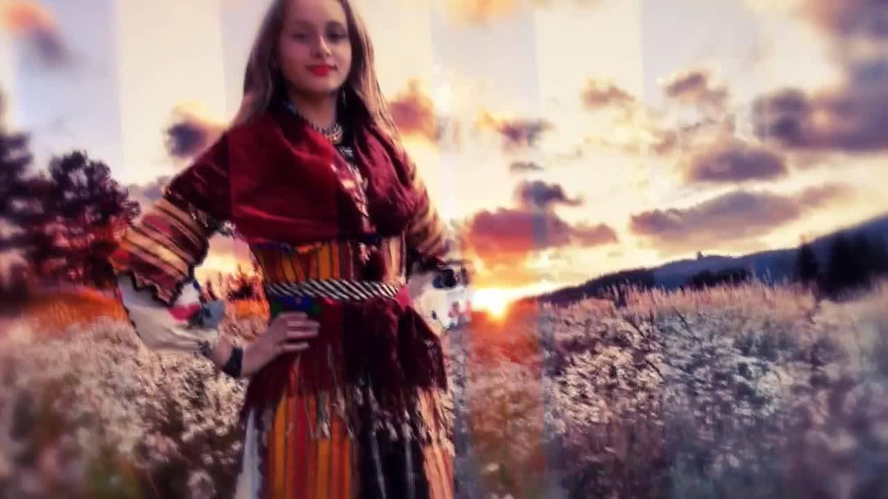 Народна съкровищница - носиите на България