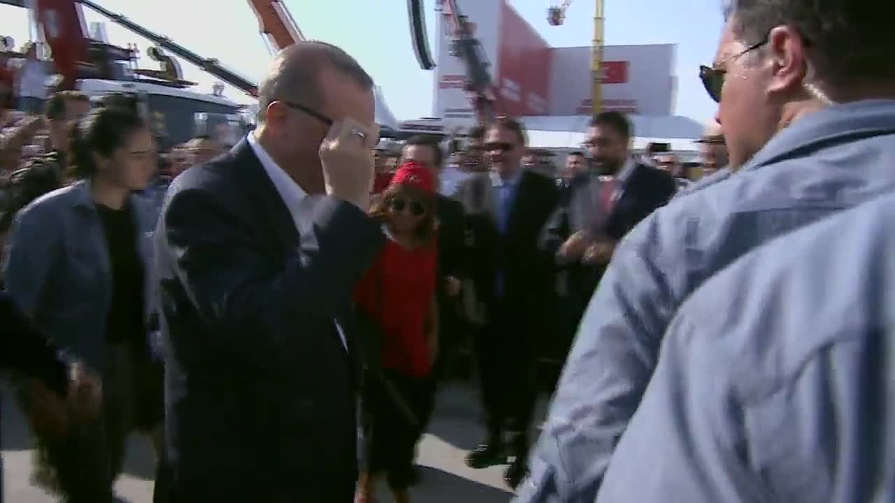 """Последният """"митинг на демокрацията"""" в Истанбул"""