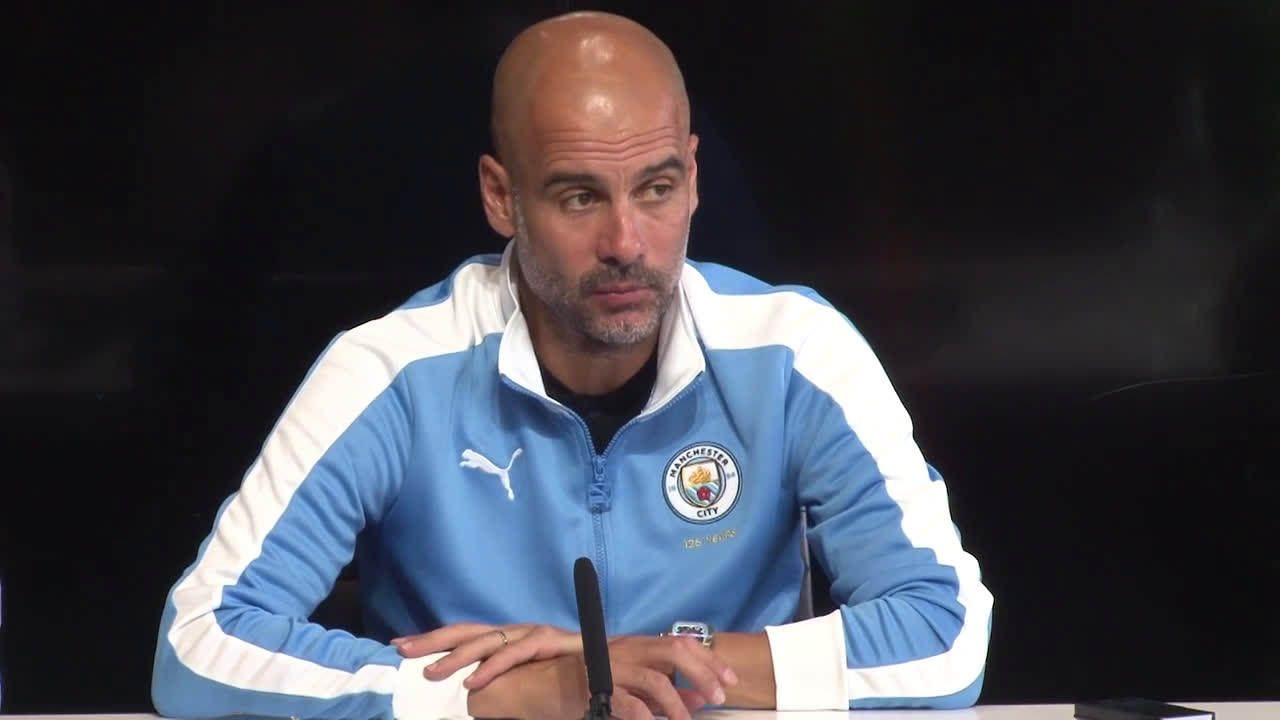 UK: Sane out for six months after ACL injury - City boss Guardiola
