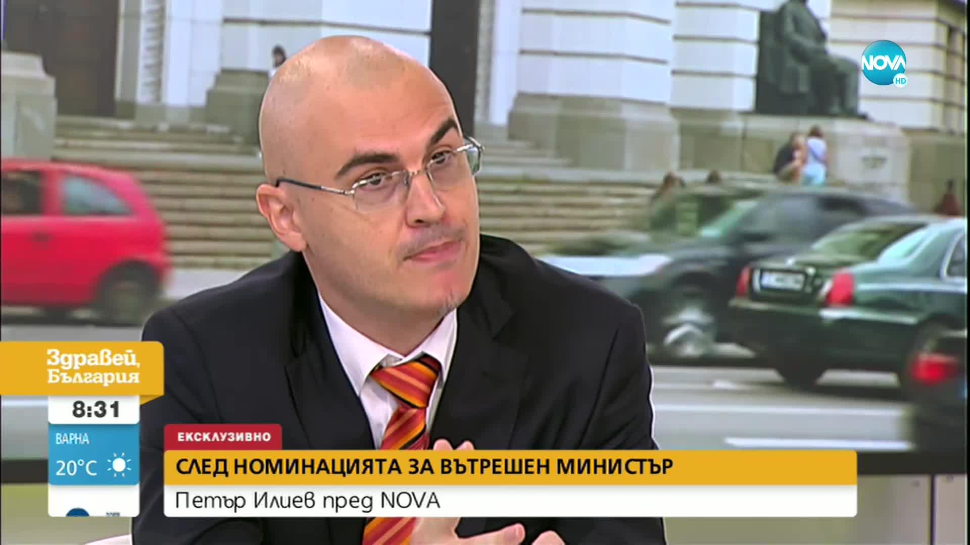 Петър Илиев: Знам пътя си и продължавам напред