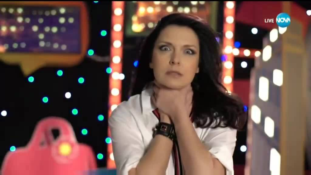 Визитка на Жени Калканджиева - четвъртият участник в Big Brother: Most Wanted