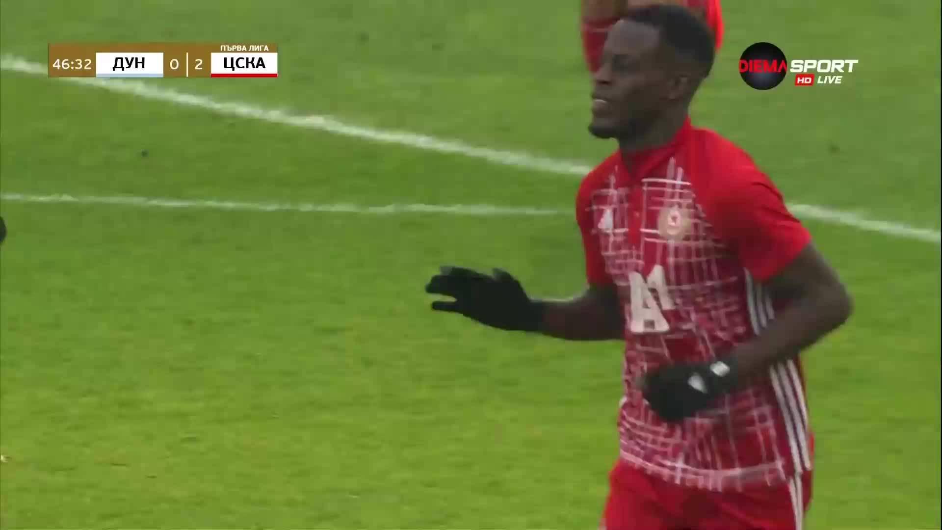 Джеси удвои преднината на ЦСКА