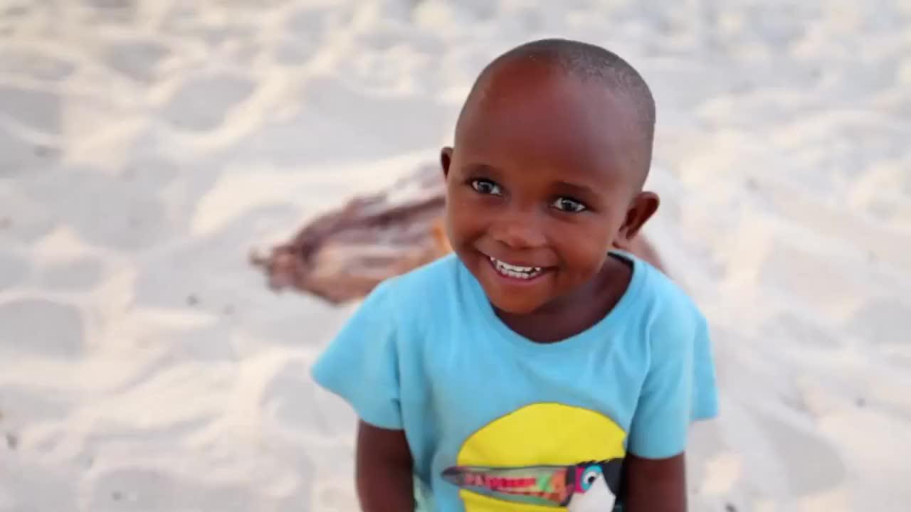 Усмивките На Африка