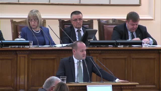 Радан Кънев: При квота 6:6 прокурорската остава напълно безконтролна