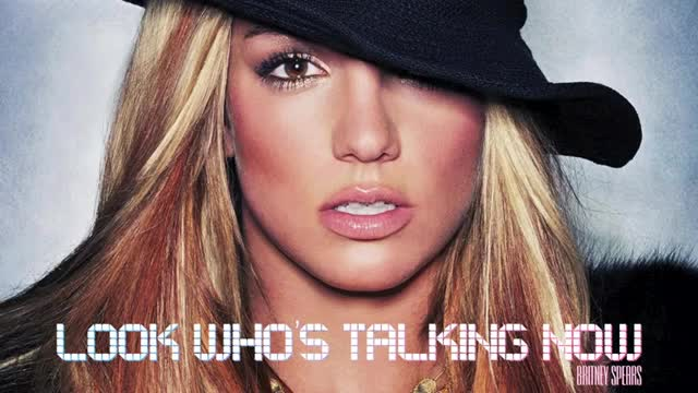 Много яка! Britney Spears - Look Who\'s Talking Now