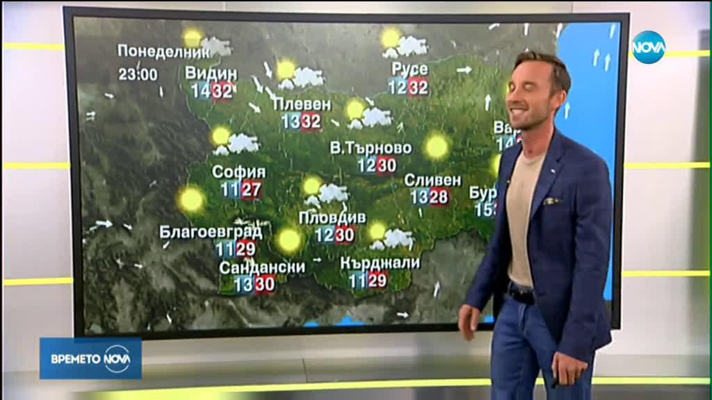 Прогноза за времето (30.09.2019 - сутрешна)