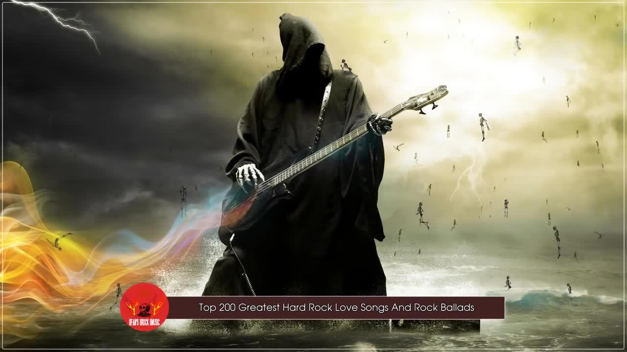 ✓ топ 200 знаменити любовни песни и хард рок балади в rock metal cafe.
